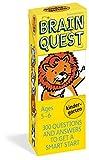 Brain Quest Kindergarten, Revised 4th Edition: 300