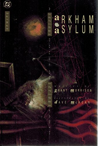Arkham Asylum Comics - Arkham Asylum: A Serious House on Serious Earth