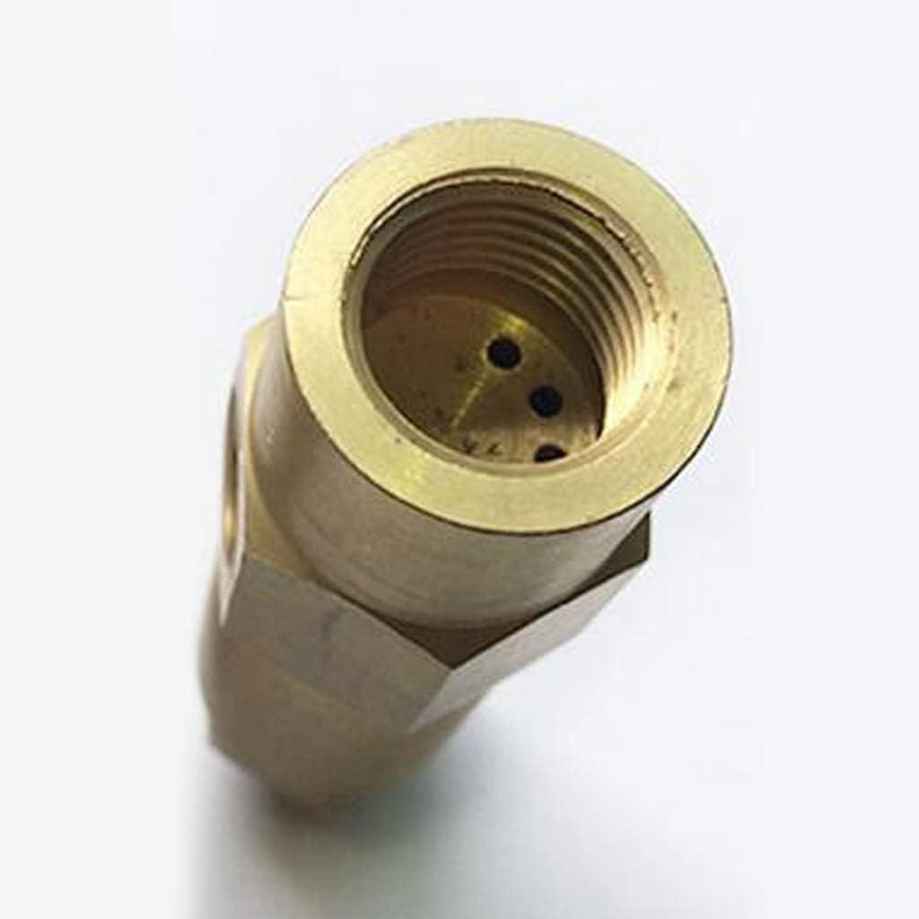 1,0 mm 1er /Ölbrennerd/üse Zerst/äuberd/üsen Brennerd/üse aus Kupfer