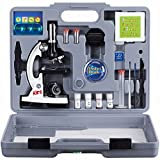 AmScope M30-ABS-KT2-W Beginner Microscope Kit, LED and Mirror - Best Reviews Guide