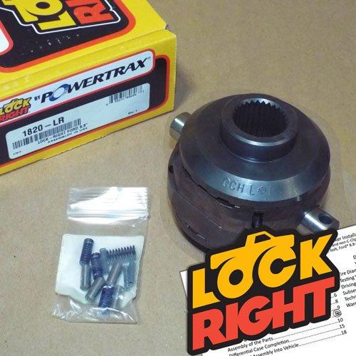 Powertrax 1820-LR Lock-Right (Ford 8.8