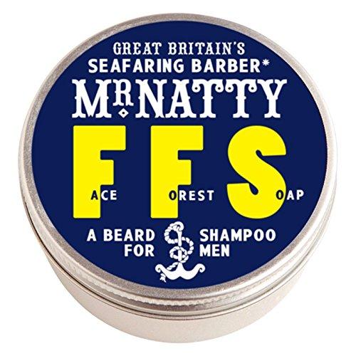 ミスター粋の森林顔ひげシャンプー (Mr Natty) (x2) - Mr Natty's Forest Face Beard Shampoo (Pack of 2) [並行輸入品] B01N3SFWFJ