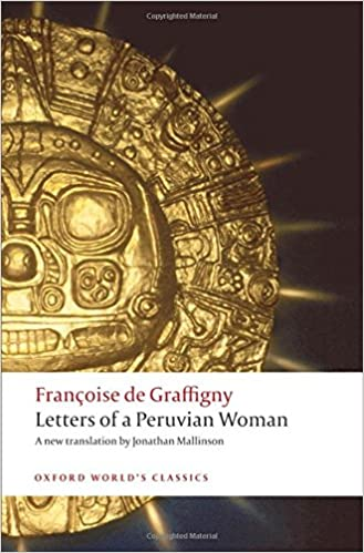letters of a peruvian woman oxford world s classics