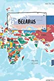 Belarus: Ruled Travel Diary Notebook or Journey  Journal - Lined Trip Pocketbook for Men and Women with Lines