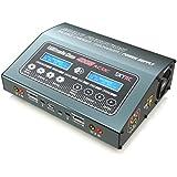 SKYRC D400Indoor battery charger schwarz–Akku Ladegeräte (100–240, 36W, 11–18V, 0,05AH, 50Ah, 20A)