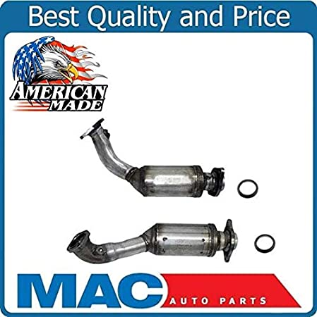 SUBARU FORESTER IMPREZA LEGACY OUTBACK 2.0//2.5 CATALYTIC CONVERTER FITTING KIT