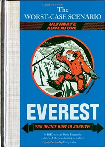 Amazon com: The Worst-Case Scenario: Everest (An Ultimate