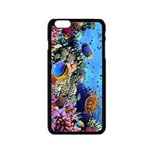Sea Turtle Hight Quality Plastic Case for Iphone 6
