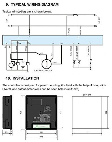 51zICHe2xmL smartgen hgm501 manual start generator controller in the uae smartgen controller wiring diagram at gsmportal.co