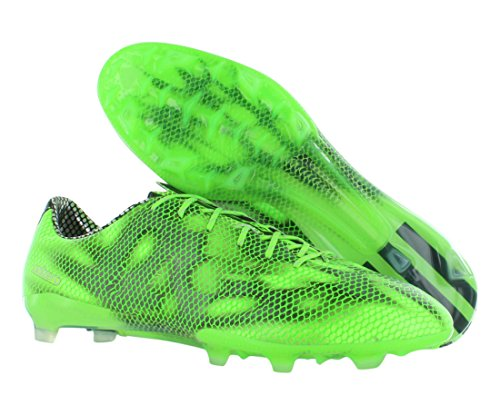 adidas F50 Adizero FG Mens Shoes Size Green/White/Black PW4Qzg07K