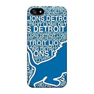 Fashion PC Case For Sumsung Galaxy S4 I9500 Cover Detroit Lions Defender Case Cover