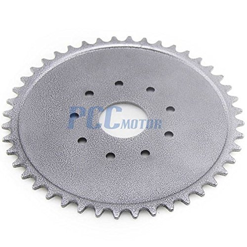 415 44T 44 Tooth 9 Hole Sprocket Motorized Bicycle Bike 49 50 66 80cc RS09