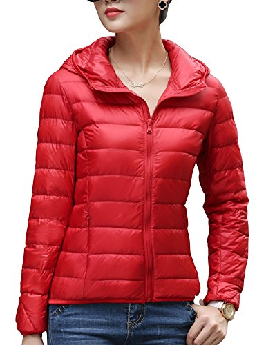 Ladies Red Flame Jacket - 3
