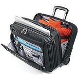 "Samsonite Mobile Office Travel Bag 49354-1041 Black Fits 13"" to"