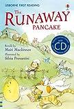 Runaway Pancake (Usborne First Reading)