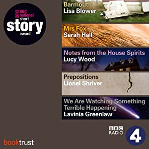 BBC National Short Story Award 2013 (5 Shortlisted titles) Radio/TV Program