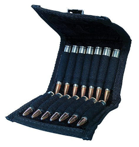 Rifle Ammo Pouch with Holds 14 Cartridges Ammo Belt