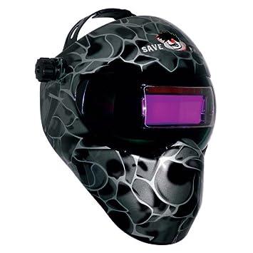 Save Phace 3010059 negro Asp Gen X soldadura máscara: Amazon.es: Bricolaje y herramientas