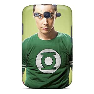 Rewens Scratch-free Phone Case For Iphone 6- Retail Packaging - Big Bang Theory Sheldon