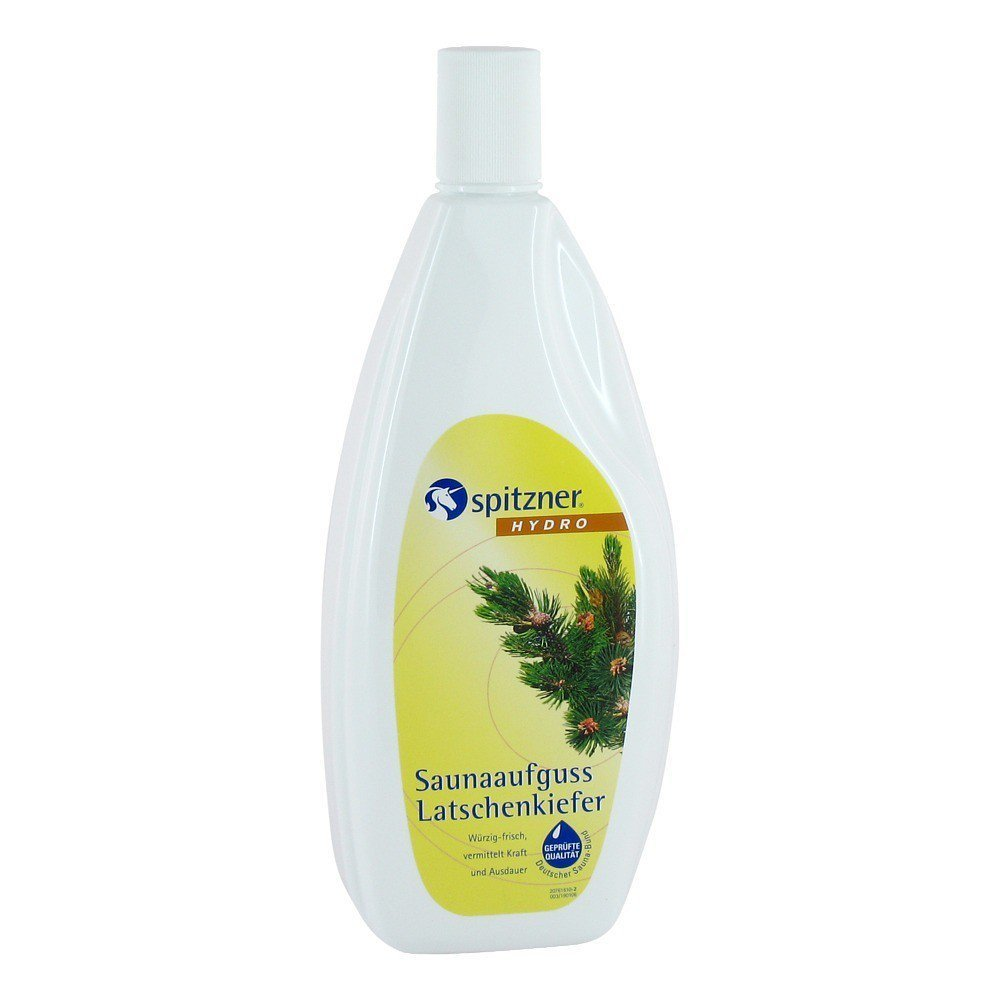 Mountain Pine Sauna Infusion (1000 ml) from Spitzner