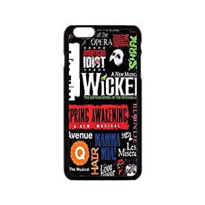 Wicked Cell Phone Case for iPhone 6