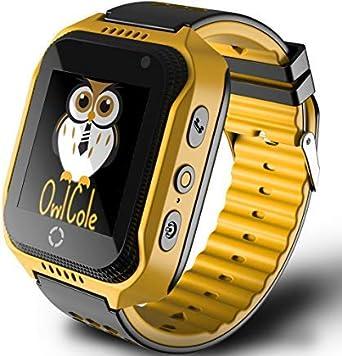 Amazon.com: Smart Watch - Reloj de pulsera para niños con ...