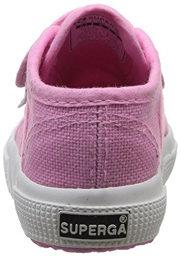 Superga 2750 Bevel, Zapatillas Unisex Para Niños Rosa (V28 Begonia Pink)