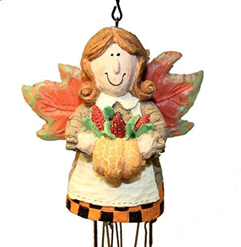 "Harvest Angel Windchime 21"""