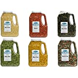 Harmony House Dehydrated Vegetable Variety Pack - 6 Gallons