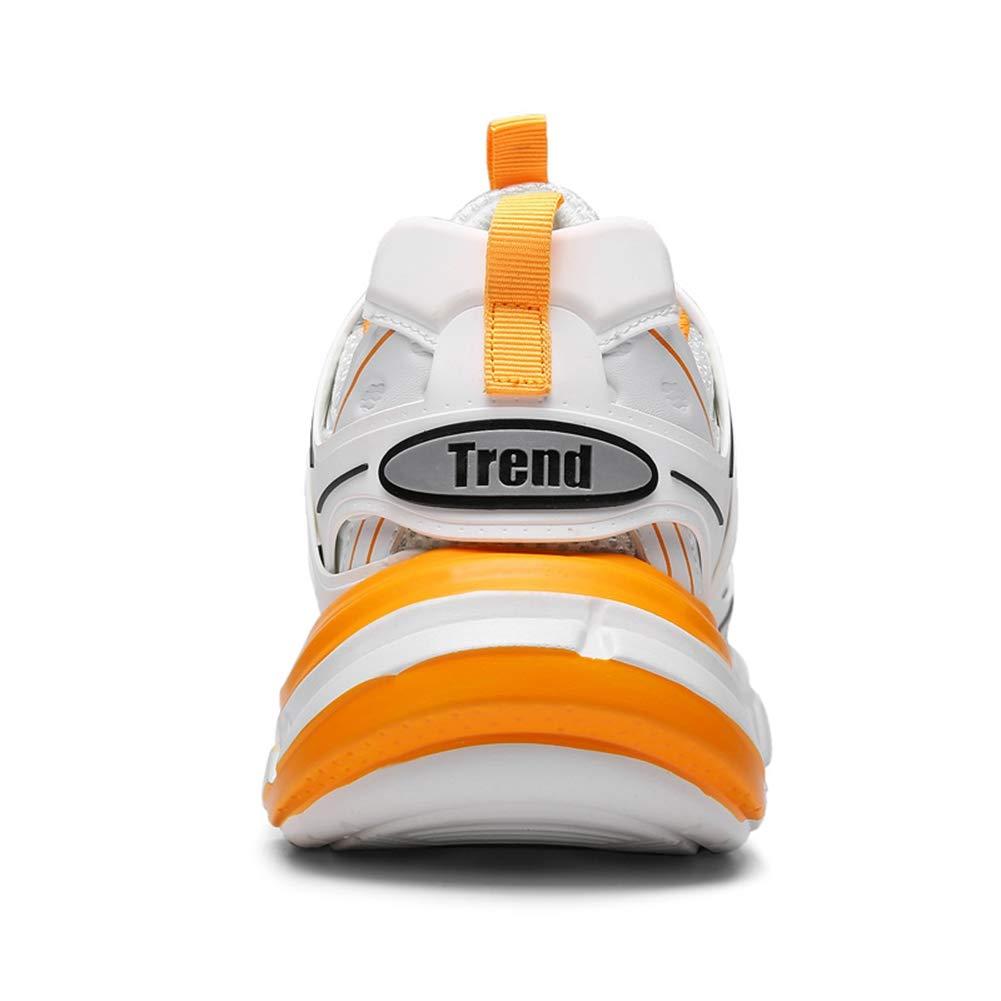 GOOTAG Damen Turnschuhe Schuhe Schuhe Schuhe Dicke Sohle Turnschuhe Plattform Laufschuhe schnüren Sportschuhe Keil Outdoor-Freizeitschuhe 9f3c0a