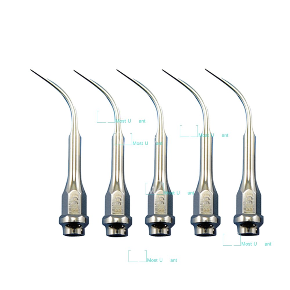 5pcs MUW® Dental Scaler Scaling Tip KAVO Style #GC1 Compatible with KAVO