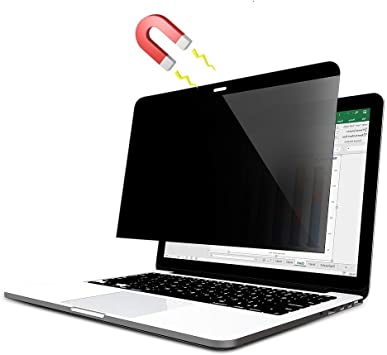 "Easy On//off Magnetic Privacy Screen Protector For MacBook Pro 15"" 2016-2018."