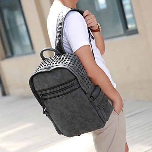 uomini sacchetto di spalla, zaino esterno viaggi di piacere, grande borsa a tracolla capienza, sacchetto del calcolatore, sacchetto di studenti di sesso maschile