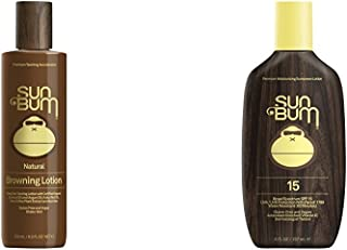 product image for Sun Bum Original Sunscreen Lotion, SPF 15 and Moisturizing Browning & Tanning Lotion