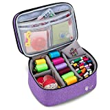 Luxja Double-Layer Sewing Accessories