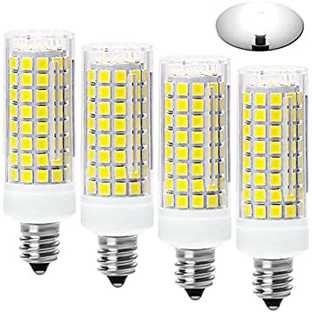 all new 102leds e11 led bulbs 80w or 100w equivalent halogen replacement lights dimmable. Black Bedroom Furniture Sets. Home Design Ideas