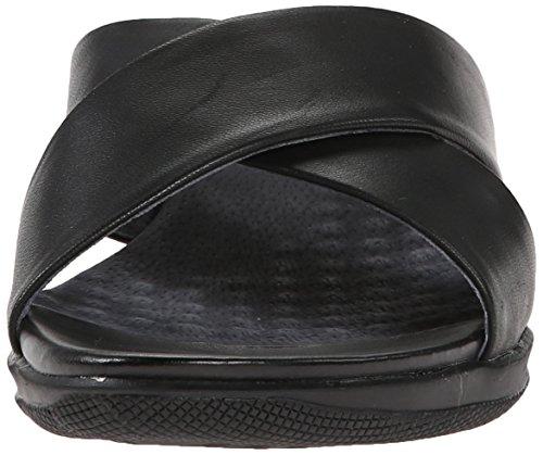 Softwalk Womens Tillman Dress Sandal Black PSysl