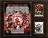 NCAA Football USC Trojans All-Time Greats Photo Plaque