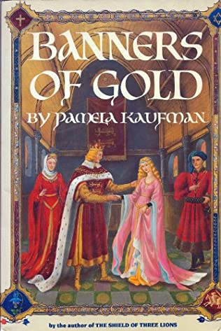 book cover of Banners of Gold
