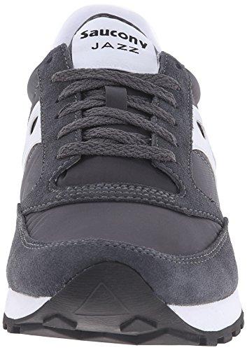 SAUCONY hombre bajas zapatillas de deporte S2044-354 ORIGINAL JAZZ Gris
