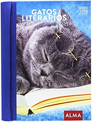 Amazon.com : Alma Cats Literaries Diary : Office Products