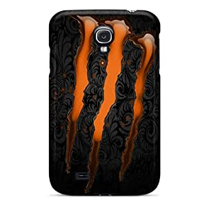 Premium WxA2560WjbI Case With Scratch-resistant/ Monster Case Cover For Galaxy S4
