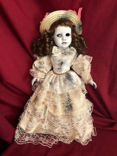 OOAK One Eyed Southern Belle Creepy Horror Doll Art by Christie Creepydolls ()