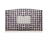Reed Krakoff Atlantique Clutch Bag Pouch Bionic Print Bark/White Reviews (Free Shipping Available)
