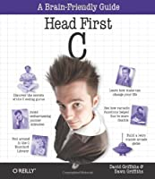 Head First C Front Cover