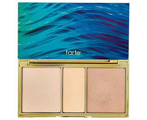 Tarte Rainforest Of The Sea Skin Twinkle Lighting Palette Featuring 3 Universal Highlighters by tarte