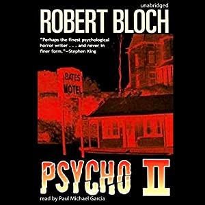 Psycho II Audiobook