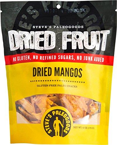 Steves Paleogoods, Dried Fruit Mango, 6 Ounce by Steve's PaleoGoods (Image #3)