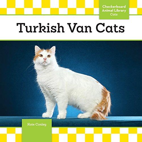 (Turkish Van Cats (Cats, Set 9))