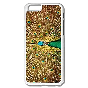IPhone 6 Cases Peacock Design Hard Back Cover Shell Desgined